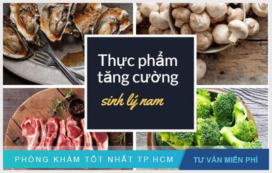 Thuc pham khong tot cho nam gioi