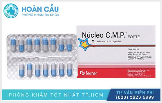 Nucleo CMP Forte được dùng điều trị những vấn đề về thần kinh ngoại biên