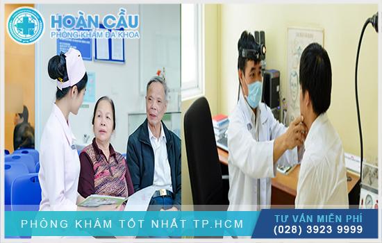 Cần tìm phòng khám có đội ngũ chuyên gia, bác sĩ giỏi