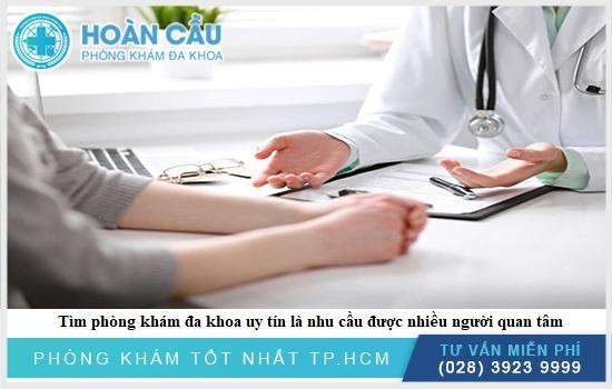 Nhu cầu tìm phòng khám đa khoa được nhiều người quan tâm
