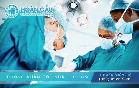 Điều trị bệnh nam khoa bằng phương pháp hiện đại