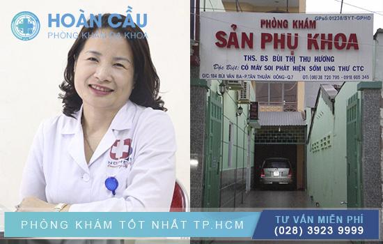 Phòng khám phụ khoa quận 7 bác sĩ Thu Hương