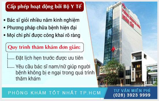 Đa Khoa Hoàn Cầu - địa chỉ chữa viêm buồng trứng uy tín nhất TPHCM