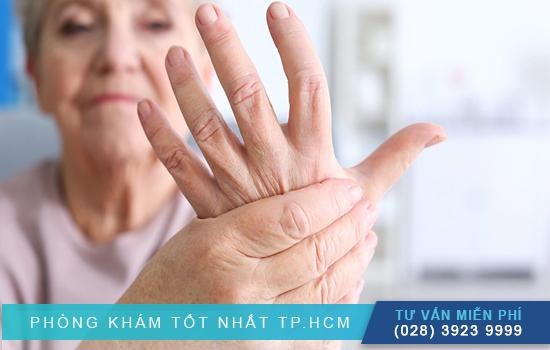 Tìm hiểu về căn bệnh đau nhức xương khớp tê bì chân tay