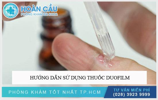 Hướng dẫn sử dụng thuốc Duofilm