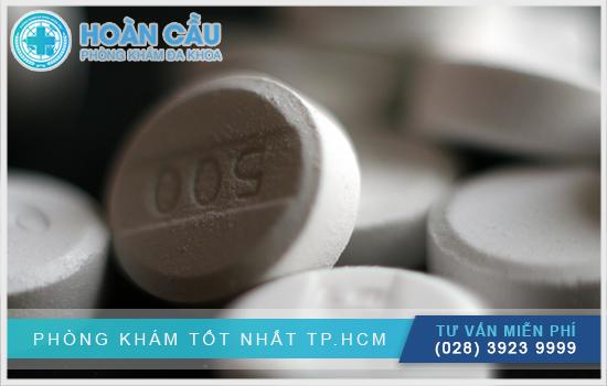 Cần bảo quản Thuốc Acetaminophen 500 mg đúng cách