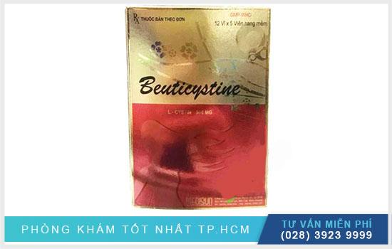 Phòng khám đa khoa hoàn cầu : Thuốc Beuticystine