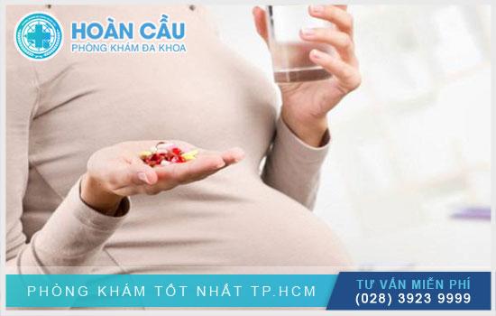 Phụ nữ mang thai và cho con bú nên thận trọng khi dùng Boganic