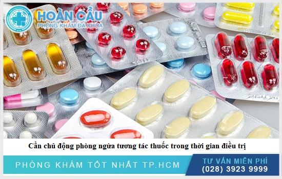 Cần chủ động phòng ngừa tương tác thuốc trong thời gian điều trị