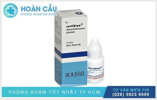 Cortibion là dược phẩm đến từ công ty Roussel Việt Nam