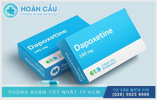 Thuốc Dapoxetine: Thành phần, chỉ định và khuyến cáo