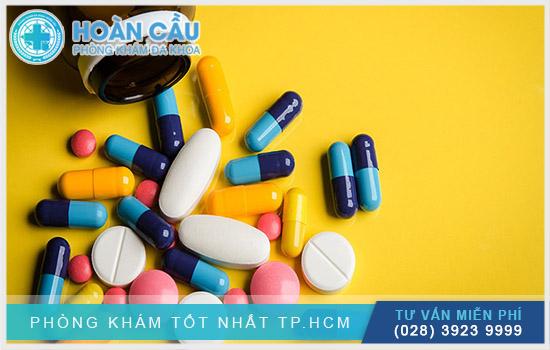 Cần lưu ý về sự tương tác khi dùng thuốc