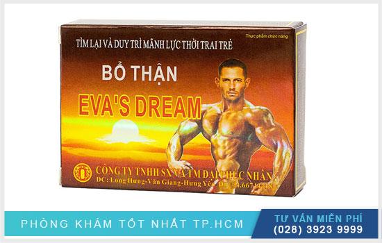 Điều trị xuất tinh sớm với thuốc Eva Dream