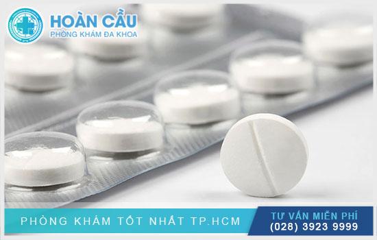 Nhớ báo với bác sĩ các loại thuốc đang dùng để tránh tương tác
