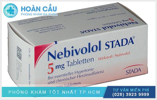 Nebivolol có tên thương hiệu là Bystolic và nó thuộc về nhóm thuốc chẹn beta
