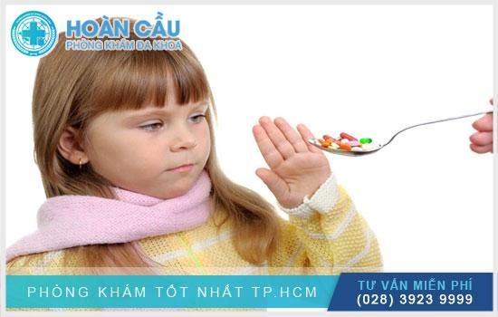 Neo-Codion không được khuyến khích dùng cho trẻ em