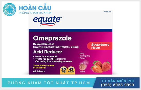 Omeprazole chính là thuốc thuộc về nhóm ức chế bơm proton