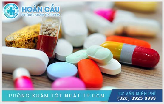 Lưu ý về tình trạng tương tác thuốc khi dùng