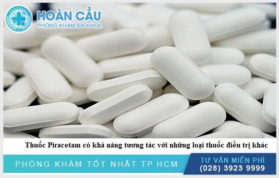 Cần chú ý tình trạng tương tác thuốc có thể xảy ra