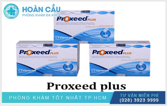 Thuốc Proxeed Plus: Công dụng, cách dùng và lưu ý