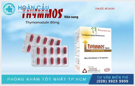 Thymomodulin là thành phần chính của rất nhiều loại thuốc cũng như thực phẩm chức năng