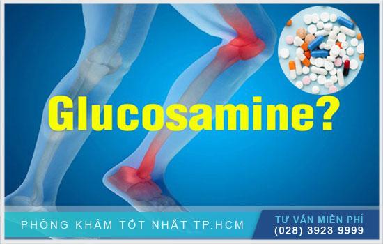 Thuốc xương khớp Glucosamine – công dụng và lưu ý khi dùng