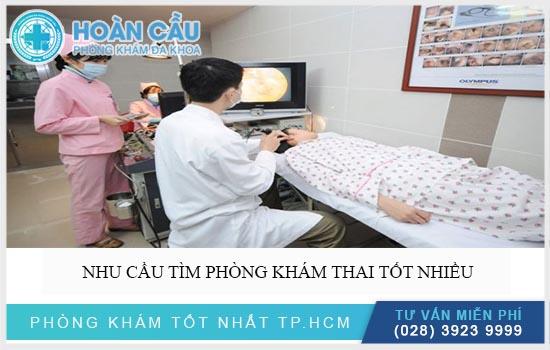 khám thai ở bệnh viện nào tốt nhất tphcm