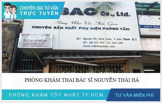 Phòng khám BS Nguyễn Thái Hà