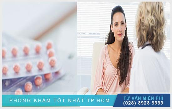 tư vấn sử dụng thuốc tránh thai khẩn cấp tại đa khoa Hoàn cầu