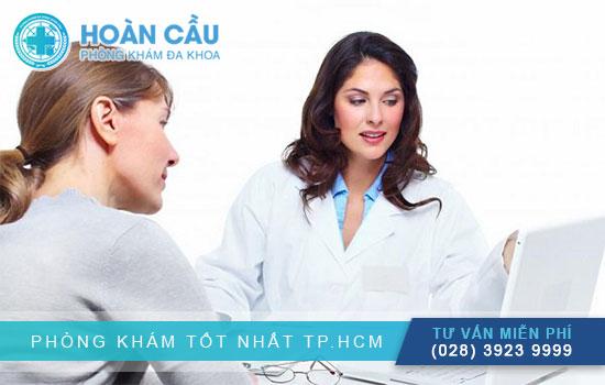 Điều trị viêm lộ tuyến cổ tử cung an toàn, hiệu quả tại Hoàn Cầu