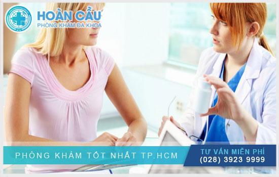 Quá trình thăm khám và điều trị viêm nội mạc tử cung