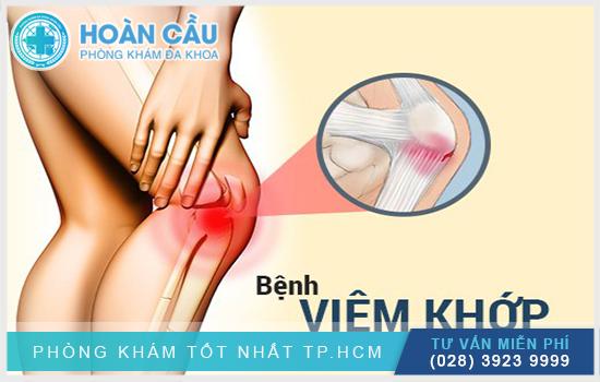 Có nhiều cách chẩn đoán viêm xương khớp