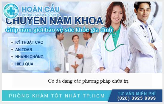 Bệnh viện có đa dạng phương pháp chữa bệnh và dịch vụ