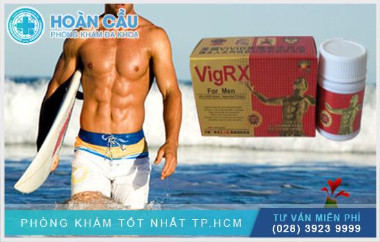 VigRx For Men tăng cường sức mạnh nam giới